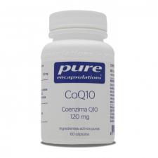 Coq10 120 Mg. 60 Cápsulas Pure