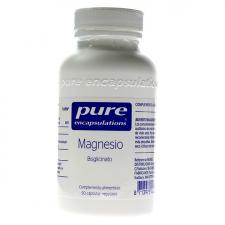 Pure Encapsulations Magnesio Bisglicinato 90 cápsulas