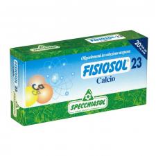 Fisiosol N.23 Calcio 20 Ampollas Spechissol