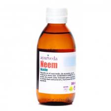 Aceite Ayurvedico Neem 200Ml Ayúrveda
