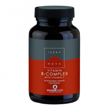 B-Comprimidoslex con Vitamina C 50 Cápsulas - Terranova