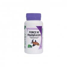 Force 50 Alquilgliceroles 60 Cápsulas - MGD