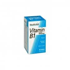 Vitamina B1 (Tiamina) 100 mg 90 Comprimidos - Health Aid