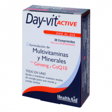 Day-vit Active 30 Comprimidos - Health Aid