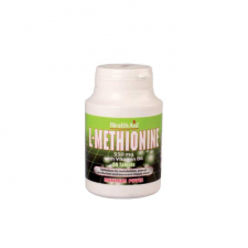 L-Metionina 550 mg 60 Comprimidos - Health Aid