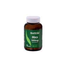 Maca (Lepidium meyenii) 500 mg 60 Comprimidos - Health Aid