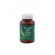 Cardo mariano (Silybum marianum) 500 mg 60 Comprimidos - Health Aid