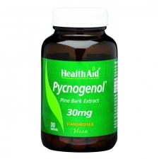 Pycnogenol 30 mg 30 Comprimidos - Health Aid
