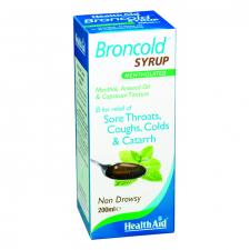 Broncol 200 ml - Health Aid