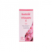 Vitamina E (aceite puro) 50 ml - Health Aid