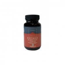 Enzimas Digestivas Comprimidoslex 100 Cápsulas - Terranova