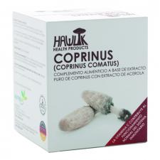 Coprinus (Coprinus comatus) 60 Cápsulas - Hawlik