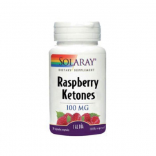 Ketones Raspberry 100 Mg 30 Cáps. Veget.