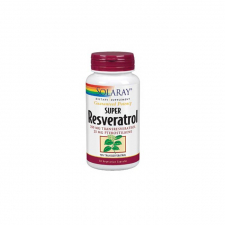 Super Resveratrol 250 Mg 30 Cáps. Veget.