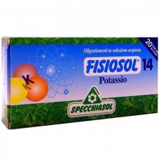 Specchialsol Fisiosol 14 (Potasio) 20 viales/ 2 ml