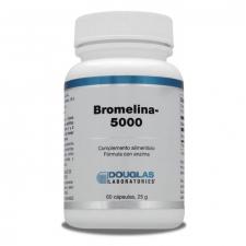 Bromelina-5000 60 Cápsulas - Douglas