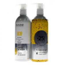 Babe Duplo -25% Jabón de Aceite 500Ml