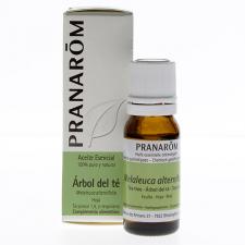 Pranarom Arbol Del Te Aceite Esencial 10 Ml.
