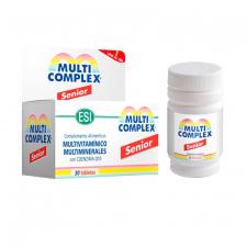 Multi Senior 30Tabl. - Farmacia Ribera