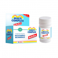 Multi Adultos 30Tabl. - Farmacia Ribera