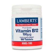 Lamberts Vit. B12 100Mcg 100Comp