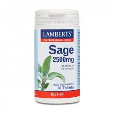 Lamberts Salvia(Sage) 2500Mg 90Tab