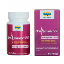 Dhafemme 550 Beps 60 Perlas - Biopharma
