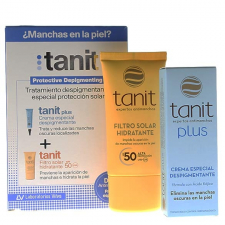 Tanit Pack Duo Plus Despig. + Solar Spf 50