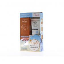 PACK AVENE EMULSION 50+ 50ML + REPAIR REGALO