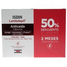 Lambdapil Pack Duplo Caps 50% Dto. 2º Unidades