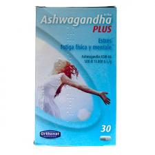 Orthonat Ashwaganda Plus 30 tabletas