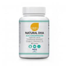 Puro Omega Beps Natural DHA Alta Concentración 180 Perlas