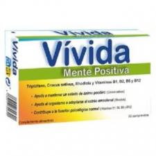 Vivida Mente Positiva 30Comp.