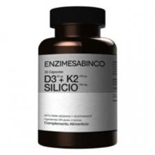 D3 + K2 + Silicio Sistema Articular 30Cap.