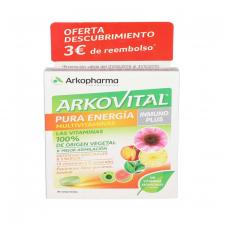 Arkovital Pura Ene Inmunoplus 30Comp