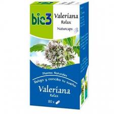 Bie3 Valeriana Naturcaps 80Cap.