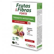Fruta Y Fibra Forte 24Comp.