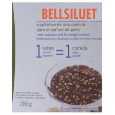 Bellsiluet Natillas Choco/Crocanti 5Sbrs.