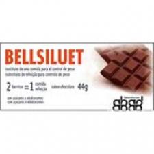 Barritas Bellsiluet De Chocolate 24Uni Caja