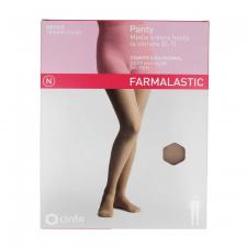 Panty Comp Normal 140 Den Farmalastic Camel T- M