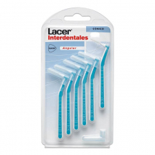 Interdental Angular Conico (6 Unidades) Azul Lacer
