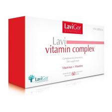 Lavi Vitamin Complex 60 Comprimidos Lavigor