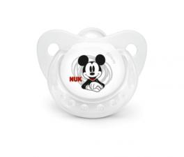 Nuk Chupete Disney Mickey Anatomico Latex Talla-1 - Farmacia Ribera