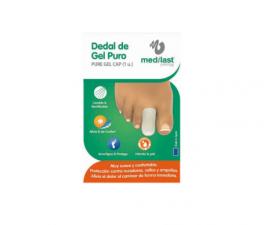 Medilast Dedil De Gel Talla S - Farmacia Ribera