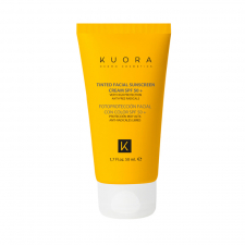 Kuora Crema Facial Con Color Spf 50+