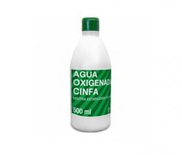 Cinfa Agua Oxigenada 10 Vol 500 Ml - Farmacia Ribera