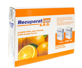 Recuperation Naranja 2 Bricks 250 Ml