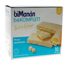 Bimanan Crackers De Queso 10 Unidades