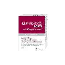 Resveradox Forte 30Caps 50Mg