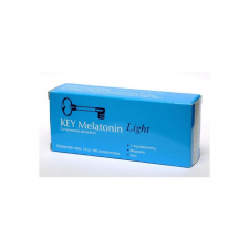 Key Melat Light 1Mg 60 Comprimidos